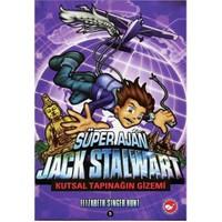 Süper Ajan Jack Stalwart - Kutsal Tapınağın Gizemi