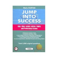 Jump Into Success At Yds/ Üds/ Kpds/ Toefl And Proficiency Exams