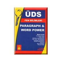 Üds Fen Bilimleri Paragraph & Word Power