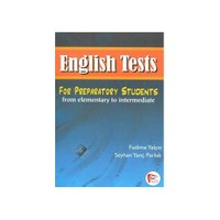 English Tests - For Preparatory Students