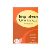 Türkçe - Almanca Çeviri Kılavuzu