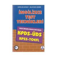 İngilizce Test Teknikleri / Kpds-Üds-Kpss-Toefl