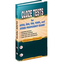 Cloze Tests For Kpds Üds Yds Toefl And O Ther Profeicırncy Exams