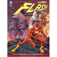 Flash Cilt 3 Goril Savaşı Türkçe Çizgi Roman - Brian Buccellato