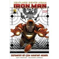 Iron Man Cilt 2 Demir Adam Dünyanın En Çok Ararnan Adamı 1 Türkçe Çizgi Roman-Matt Fraction