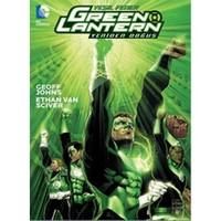 Green Lantern - Yeşil Fener: Yeniden Doğuş Türkçe Çizgi Roman - Geoff Johns