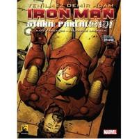 Iron Man Cilt 4 Stark Parçalandı Türkçe Çizgi Roman