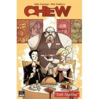 Chew Cilt Tatlı Niyetine Türkçe Çizgi Roman