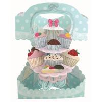 Santoro Gc-Swıng Card-Celebratıon Cakes Santorosc113