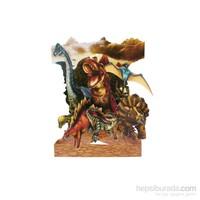 Santoro Gc-Swıng Cards-Dınosaurs Santorosc145