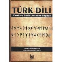 Türk Dili Yazılı ve Sözlü Anlatım Bilgileri