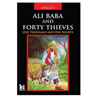 Ali Baba And Forty Thieves - One Thousand And One Nights