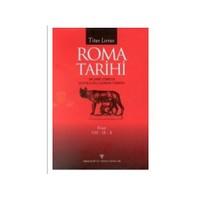 Roma Tarihi Şehrin Kuruluşundan İtibaren Cilt: 8-9-10 (Ciltli)