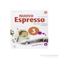 Nuovo Espresso 3 +DVD ROM (B1) İtalyanca Orta Seviye