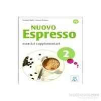 Nuovo Espresso 2 Esercizi supplementari A2 (Çalışma kitabı) Orta-Alt Seviye İtalyanca
