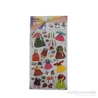 Bigpoint 851-02 Sticker Kıyafetler Bp85102
