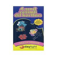 Daylight 4. Sınıf Resimli Dil Kartları