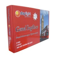 Daylight Genel İngilizce Seti (6 DVD+1 Kitap)