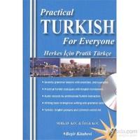 Practical Turkish For Everyone Herkes İçin Pratik Türkçe-Özge Koç