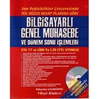Bilgisayarlı Genel Muhasebe Ve Dönem Sonu İşlemleri (cd'li) - Süleyman Uzunköprü