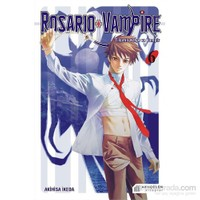 Rosario + Vampire – Tılsımlı Kolye Ve Vampir 6-Akihisa İkeda