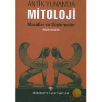 Antik Yunan'da Mitoloji Masallar Ve Söylenceler