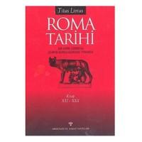 Roma Tarihi (Ciltli) Şehrin Kuruluşundan İtibaren 21 - 22 Kitap