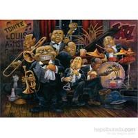 Art Puzzle 1500 Parça Louis Armstrong ve Orkestrası Puzzle