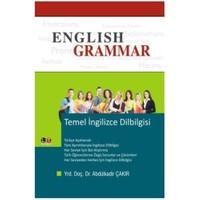 Englısh Grammar - Temel İngilizce Dilbilgisi