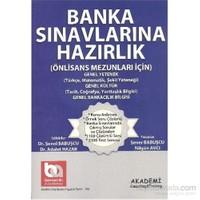 Akademi Banka Sınavlarına Hazırlık Önlisans Mezunları İçin-Şenol Babuşcu