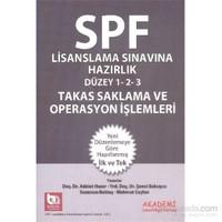 SPF Lisanslama Sınavlarına Hazırlık Düzey 1-2-3 Takas Saklama ve Operasyon İşlemleri