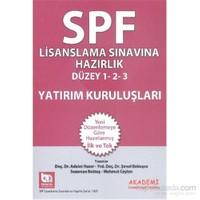 SPF Lisanslama Sınavlarına Hazırlık Düzey 1-2-3 Yatırım Kuruluşları