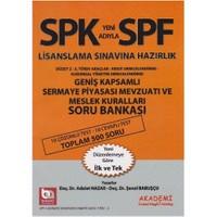 Spf Lisanslama Sınavlarına Hazırlık Düzey 2, 3 Geniş Kapsamlı Soru Bankası-Şenol Babuşcu