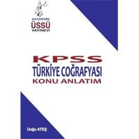 Akademik Üssü Kpss Türkiye Coğrafyası Konu Anlatım