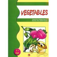 İlk Gördüklerim - Vegetables