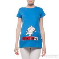 Köstebek Baby Loading Kadın T-Shirt