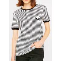 Köstebek Alien Bt291 Kadın T-Shirt