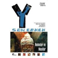 Y: Son Erkek 10 - Nedenler Ve Nasıllar Türkçe Çizgi Roman