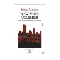 New York Üçlemesi - Cam Kent, Hayaletler, Kilitli Oda