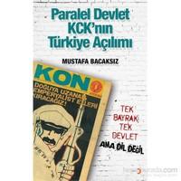 Paralel Devlet KCK'nın Türkiye Açılımı - Tek Bayrak, Tek Devlet ama Dil Değil