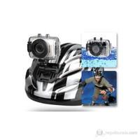 King Shark Action Cam 2.0 Su Geçirmez Aksiyon Kamerası