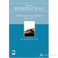 Kilimanjaro'Nun Karları-Ernest Hemingway