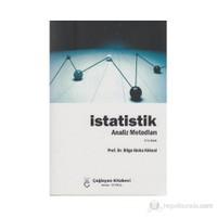 İstatistik - Analiz Metodları - Bilge Aloba Köksal