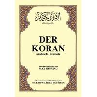Der Koran 1. Ham. Büyük Boy Karton Kapak (Arapça – Almanca K.Kerim ve Meali)