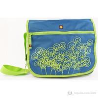 Umix My Lolipops- Mavi postacı çantası