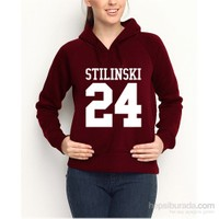 Köstebek Stilinski Kadın Sweatshirt