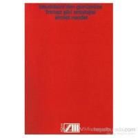 Baudelaire''Den Günümüze Fransız Şiiri Antolojisi-Ahmet Necdet