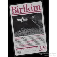 Birikim Sayı 324 (Nisan)