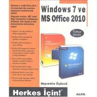 Windows 7 ve MS Office 2010 - Herkes İçin! - Hayrettin Üçüncü