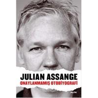 Julian Assange - Onaylanmamış Otobiyografi-Julian Assange